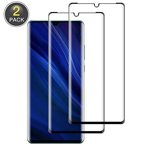 RIIMUHIR 2 Pack Protector de Pantalla para Samsung Galaxy S6 Edge Cristal Templado 9H Sin Burbuja Anti-Huella Digital Película de Vidrio para Samsung Galaxy S6 Edge