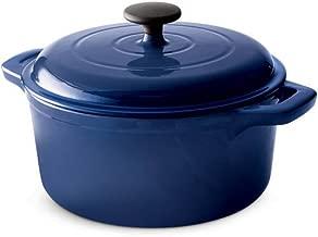 Tramontina 5.5 Qt Enameled Cast Iron Round Dutch Oven