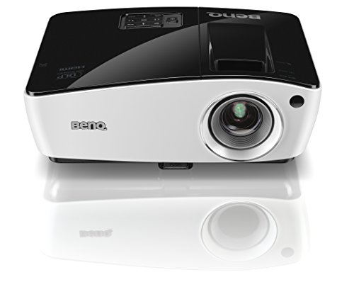 BenQ MX723 3700 ANSI Lumens with MHL Connectivity Full 3D Projector Projector