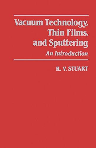 Vacuum Technology, Thin Films, and Sputtering: An Introdu