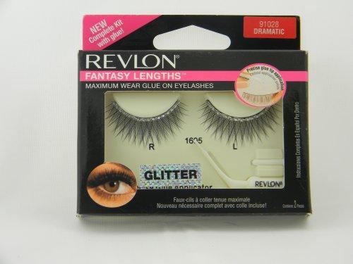 Revlon Fantasy Lengths Eyelashes Style 91028