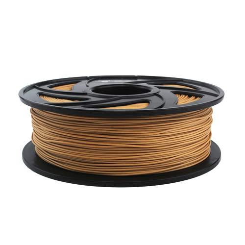 REPRAPPER Wood 3D Printing Filament 1.75mm 1kg 340m