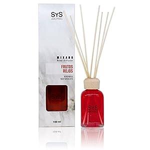 Laboratorio SyS Ambientador Mikado Frutos Rojos - 100 ml