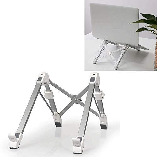 Ergonomic Stand Laptop Stand, Aluminum Laptop Stand, Ergonomic Laptop Stand for MacBook Air Pro, Dell XPS, HP, ASUS, Lenovo More Laptops (Color : B)