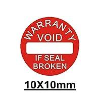 ラベル用紙 500個/ロット直径10ミリメートルのラベルステッカー 耐久性
