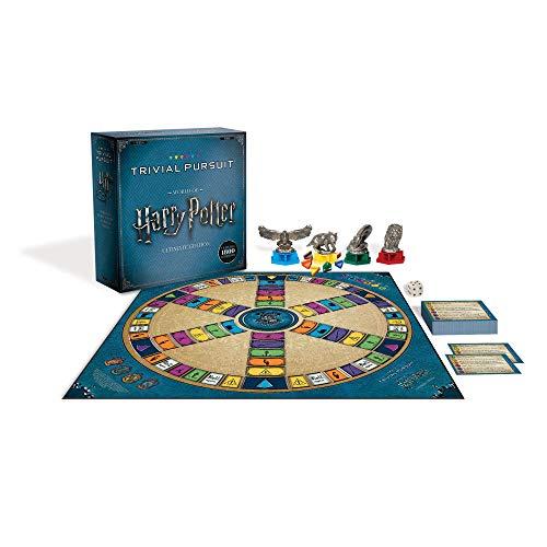 Jeu Trivial Pursuit Le Monde de Harry Potter Édition Ultime - 1