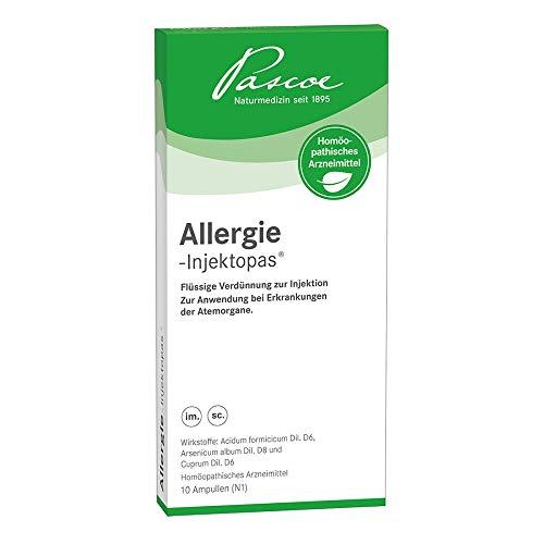 Pascoe® Allergie-Injektopas - 10x2 ml