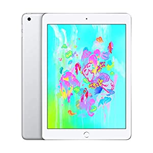 Apple iPad (9.7-inch, Wi-Fi, 32 GB)  - Silver (Previous Model) 1