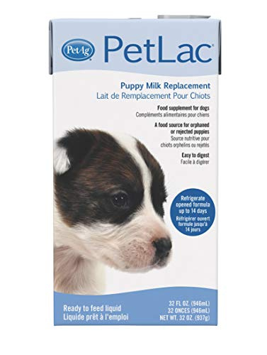PetLac Milk Replacer Liquid for Puppies