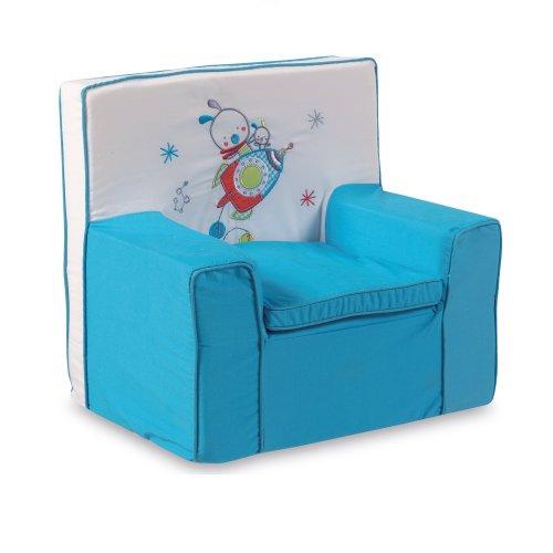 Bright Brands Sportsgoods Canvas 320 Planet 111 17 Fauteuil pour Enfant