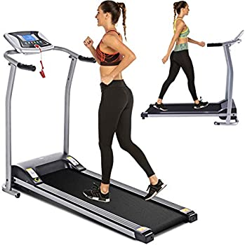 Aceshin Foldable Treadmill with LCD Monitor
