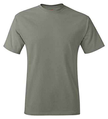 Hanes 5250 Hanes TAGLESS T-Shirt, Stonewashed Green, Size - XL (Unit Per Pack 1)