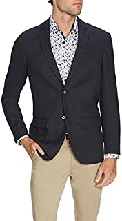 Tarocash Men's Scott Stretch Blazer Polyester Blend Sizes Small - 5XL for Going Out Smart Occasionwear