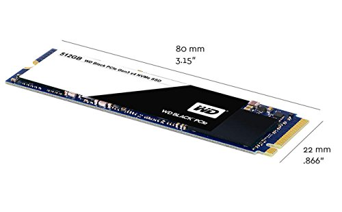 Western Digital Black PCIe SSD - Disco duro sólido (PCI Express ...