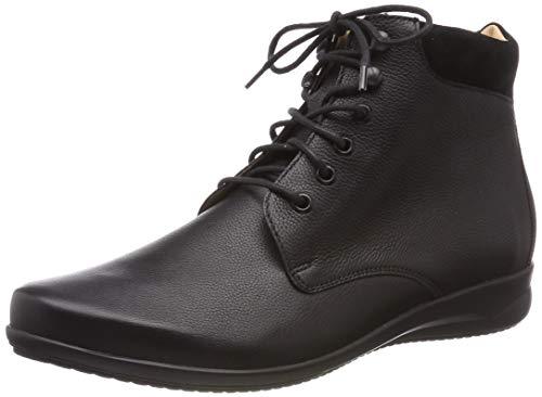 Ganter FIONA-F, Damen Kurzschaft Stiefel, Schwarz (Schwarz 01000), 38 EU (5 UK)