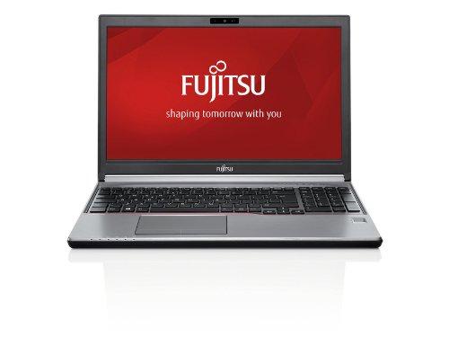 Fujitsu Lifebook E754 VFY:E7540MXP21DE39,6 cm (15,6 Zoll) Laptop (Intel Core i7-4712MQ, 3,3GHz, 8GB RAM, 256GB SSD, DVD, Win 8) schwarz