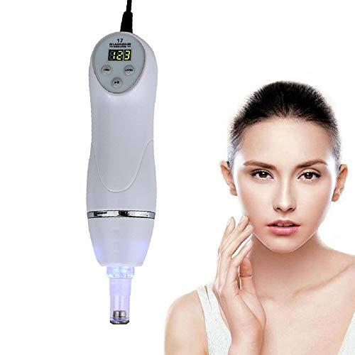 YAVOCOS 6 Tips Blackhead Vacuum Suction Remover Machine Mini Diamond 17 Dermabrasion Skin Peeling Digital Beauty Device Facial Pores Cleaner