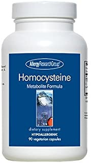 Allergy Research Group HomoCysteine Plus 90 caps