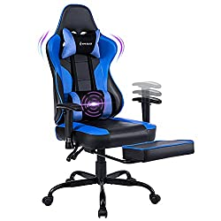 VON Racer Massage Gaming Chair - Best Gaming Chair For Heavy Users