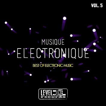 Musique Electronique, Vol. 5 (Best Of Electronic Music)