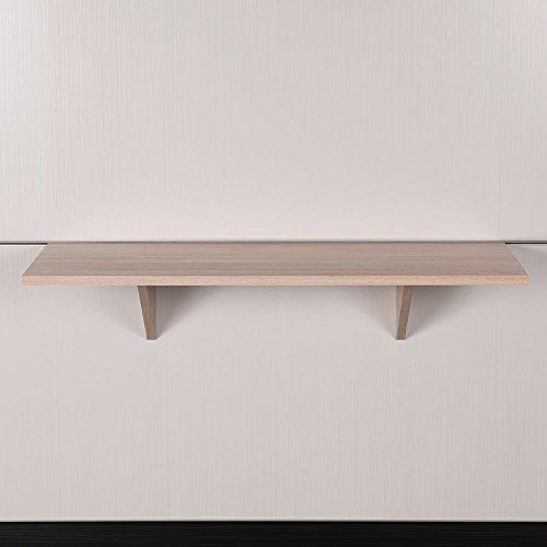 CINEWALL Mediaboard 52Zoll Holz - Flachbildschirm-Wandhalterung (132,1 cm (52 Zoll), Holz)