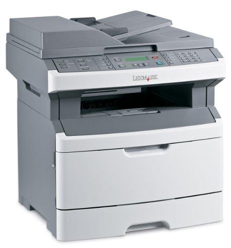 Lexmark X264dn Multifunktionsgerät (Monochrome-Laserdrucker, Scanner, Kopierer, Fax)