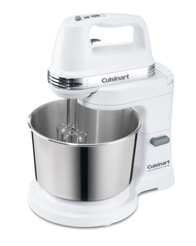Cuisinart Power Advantage 7-Speed Handheld/Stand Mixer