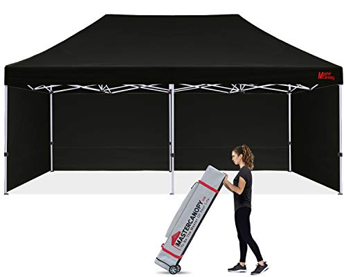 MASTERCANOPY COMMERCIAL POPUP CANOPY TENT 10X20