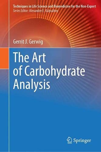 The Art of Carbohydrate Analysis