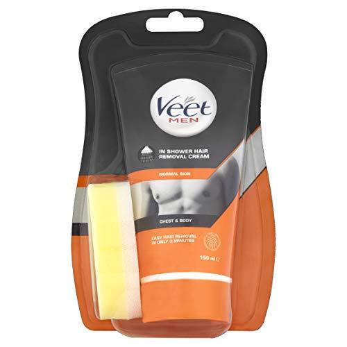 Veet Men In Shower Hair Removal Cream, 150 ml