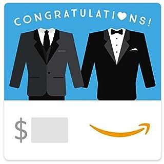 Amazon eGift Card - Two Wedding Tuxedos (B01MR5IEOP) | Amazon price tracker / tracking, Amazon price history charts, Amazon price watches, Amazon price drop alerts