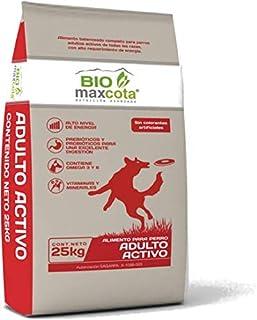 N Biomaxcota Alimento para Perro Adulto Activo (25 Kg)