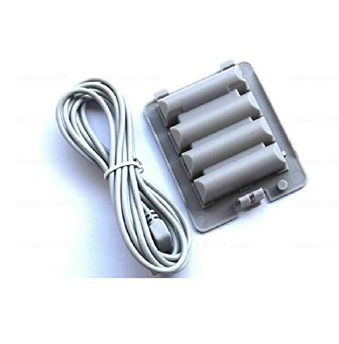 Batería recargable USB de alta capacidad para Wii Fit Board de equilibrio (3800 mAh)