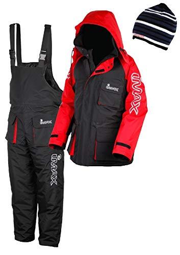 Imax Thermo Suit mit Mütze Set Winter Thermoanzug Gr. L