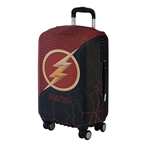 DC Comics The Flash Suitcase Protector Luggage Sleeve