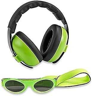 Banz Mini Earmuff Protection Set, Lime, Mini