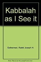 Kabbalah as I See it
