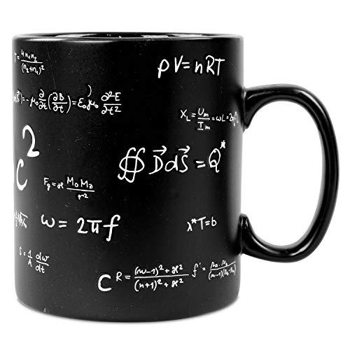 ootb kaffebecher, Schwarz, 13x11cm