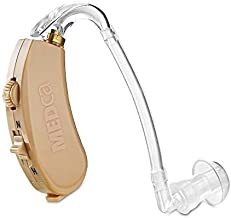 Digital Hearing Amplifier Behind The Ear Personal Sound Amplifier with Noise Reduction
