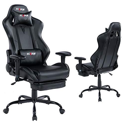 KCREAM E-Sports Ergonomic High-Back Gaming Chair