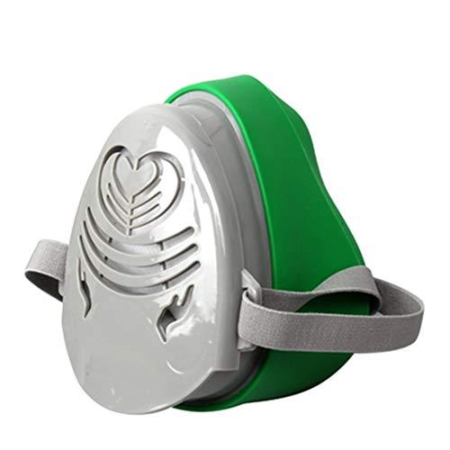 Preisvergleich Produktbild QXY ZYQ New wirtschaftlich,  komfortabel,  atmungsaktiv,  Anti-Staub,  Anti-Spucken,  Anti-Sand,  Anti-Partikel-Filter-Schablone Augenschutz