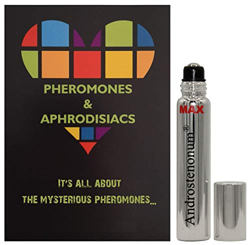 ANDROSTENONUM MAX 100% Feromona para hombres 8ml roll-on Feromonas humanas...
