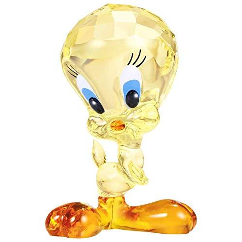 Swarovski Tweety Kristallfigur, Kristall, Mehrfarbig, 9.4