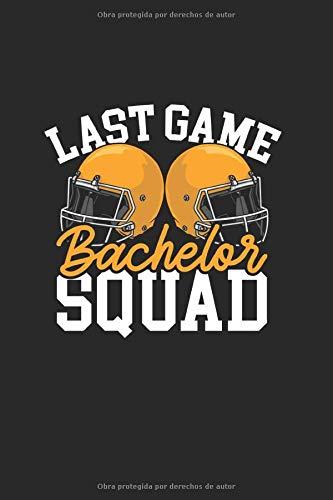 Último juego Bachelor Squad: Regalo de boda del cuaderno de novios