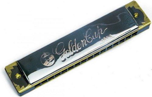 Harmonica en bois de marque LEGLER Référence: 9851