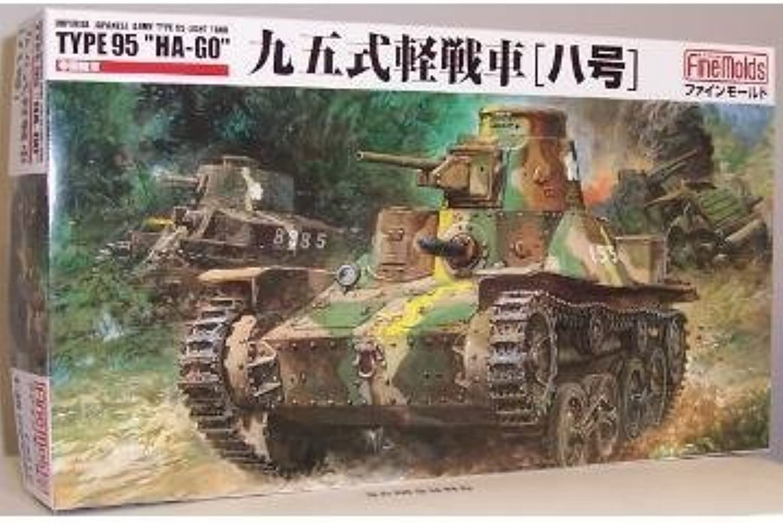 barato en línea TYPE 95 LIGHT TANK HA-GO [Juguete] [Juguete] [Juguete] (japan import) by Fine Molds  envio rapido a ti