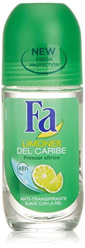 Fa Limones Del Caribe Deodorant Roll-On