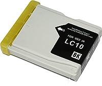 インク王国 ブラザー工業 LC10-BK ブラック 単品 互換インクカートリッジ MFC-880CDWN|MFC-880CDN|MFC-870CDWN|MFC-870CDN|MFC-860CDN|MFC-650CDW