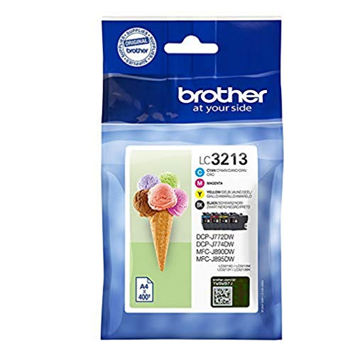 Brother LC-3213Valdr DCP-J772/4DW, MFC-J890DW