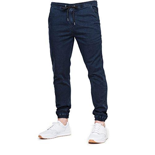 Reell Reflex Pant, Blue-Black L Long Artikel-Nr.1100-1036